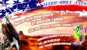 affiche début country 7-10-2020